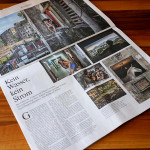 Copacabana Palace | FAZ - Frankfurter Allgemeine Zeitung | February 2017