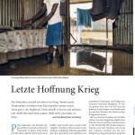Doppelpunkt | Letzte Hoffnung Krieg | South Sudan | 04.2018