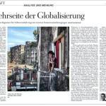 Die Kehrseite der Globalisierung - Brasilien   Die Zeit   Mai 2017