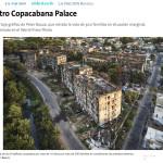 Copacabana Palace    La Nacion    March  2017