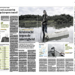 Rio's water pollution | Volkskrant - August 2016