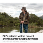 Rio's Polluted Water | for dpa International - July 2016