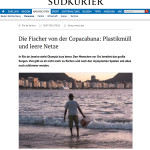 Die Fischer von Copacabana | Suedkurier | dpa International  - July 2016