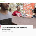 Slum Violence | for dpa International - July 2016