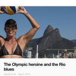 The Olympic Heroin and the Rio Blues | for dpa International - July 2016