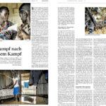 Der Kampf nach dem Kampf | Südsudan | Frankfurter Rundschau - July 2018