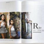 Rio VU DEN HAUT   Trajectoire Magazine   07 - 2018