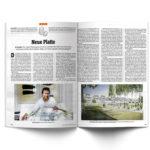 Serie Wohnen, Neue Platte | Spiegel | 08 - 2018